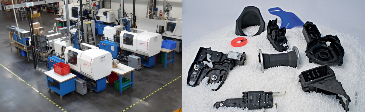 Thermoplastic Injection Molding | Initial